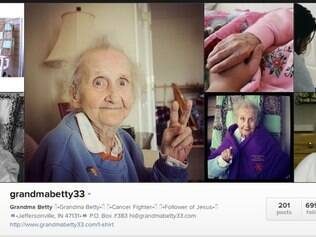 Morre Betty Simpson, a vovó mais famosa do Instagram