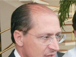 Alckmin diz que não irá se intimidar por ameaça de grupo criminoso