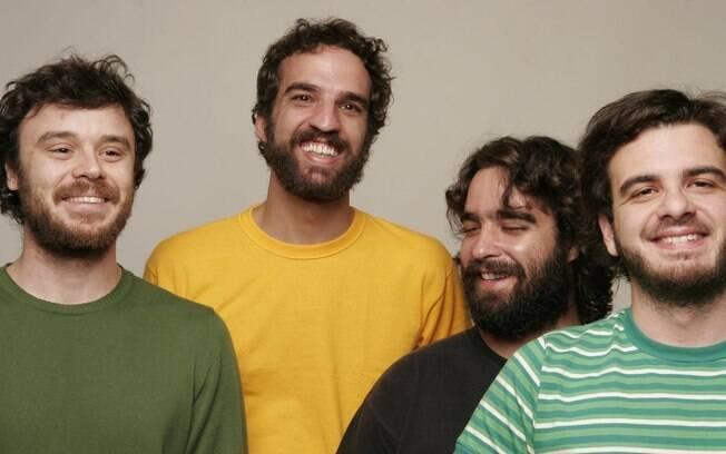 Los Hermanos, banda brasileira que fez sucesso nos anos 2000, lança nova música chamada