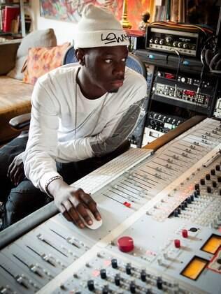 Nos primeiros trabalhos, Le1f se inspirava na rapper M.I.A.