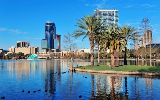 Orlando está na lista dos melhores destinos para férias em família