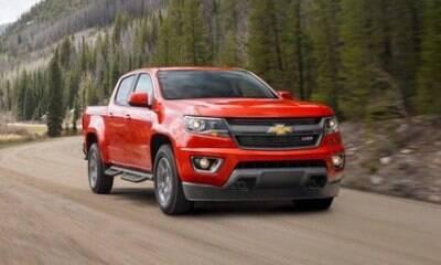 GM confirma que fabricará a nova S10 no Brasil