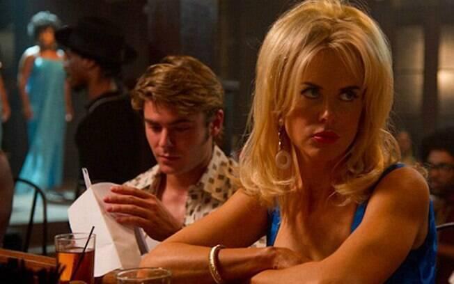 Nicole Kidman e Zac Efron
