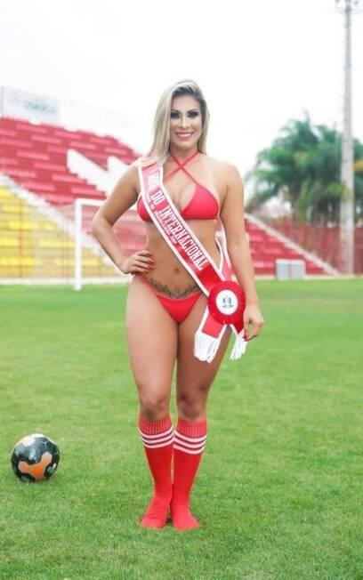 Internacional%3A Michelle Vargas – 34 anos – Santa Maria (RS)