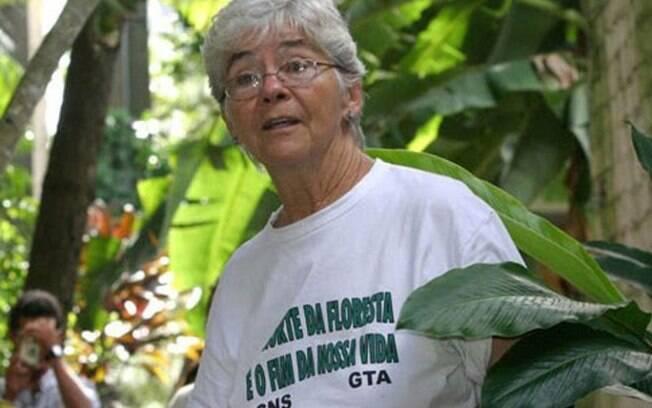 Dorothy Stang foi assassinada em 2005