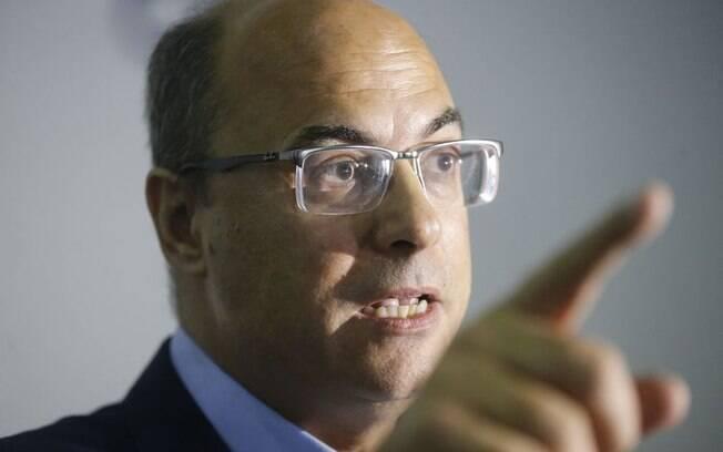Wilson Witzel, novo governador do Rio de Janeiro, disse que o estado precisa ter a sua própria Guantánamo