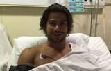 """Após acidente em quadro do """"Caldeirão do Huck"""", Mariano deixa hospital"""