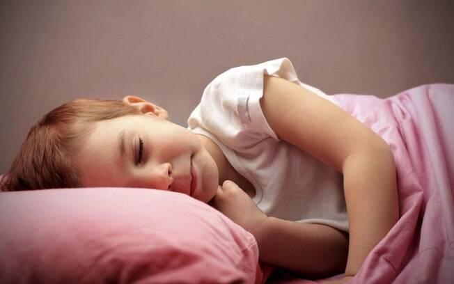 O sono é a chave para regular várias outras funções na rotina infantil