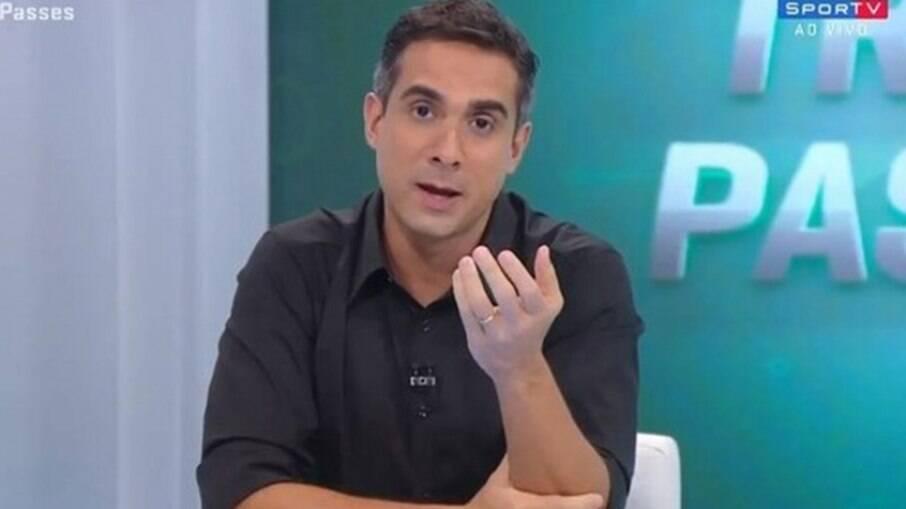 Villani ironizou a continuação do futebol brasileiro durante a pandemia