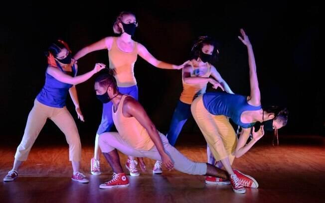 Grupo Dançaberta traz apresentação sobre universo infantil
