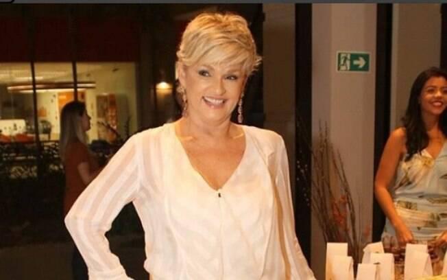 Andréa Nóbrega foi internada na última sexta-feira em São Paulo com suspeita de H1N1