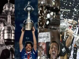 Flamengo (1981), Cruzeiro (1997), Santos (2011) e Atlético (2013) deixaram sua marca no continente