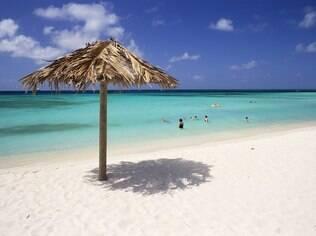 Caribe: clima romântico e vistas incríveis