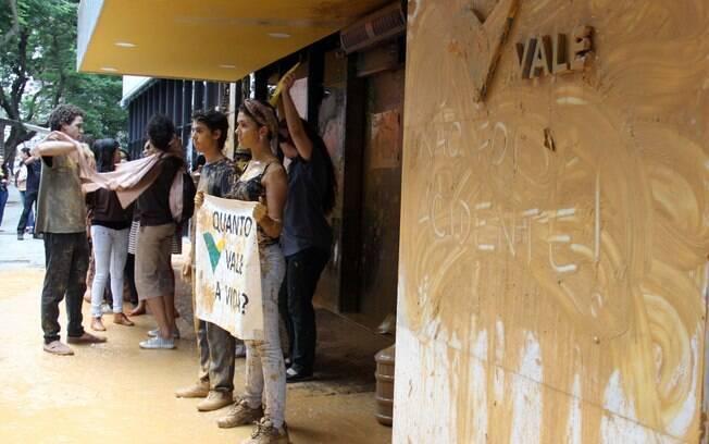 Alvo de protestos, a Vale é uma das empresas que precisarão arcar com o fundo