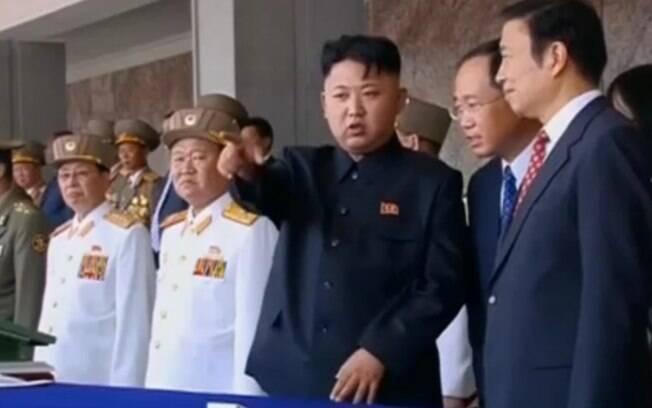 O líder norte-coreano Kim Jong-un já desafiou restrições internacionais duas vezes em 2016