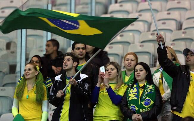 Itália não vence o Brasil há mais de 30 anos