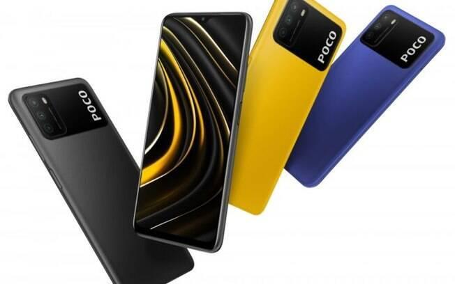 Poco M3, novo celular da Xiaomi