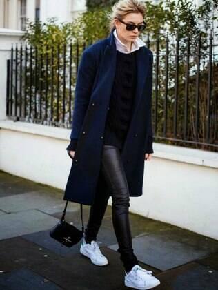 Maxi-casaco é uma das tendências