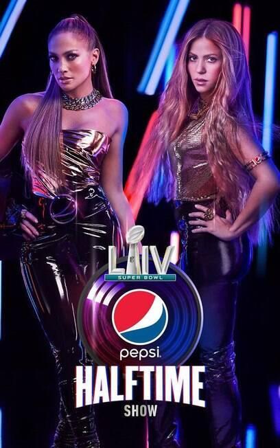 JLO e Shakira