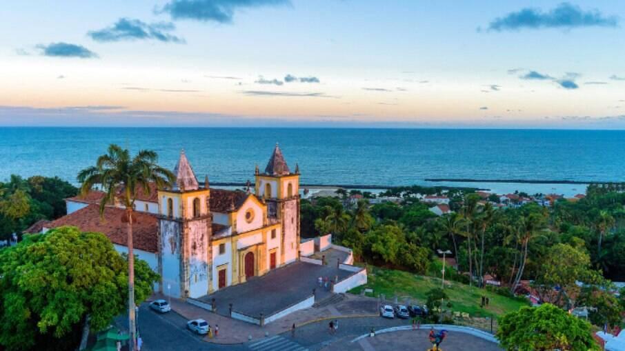 400 mil mortes por Covid-19: a cidade de Olinda já teria sumido