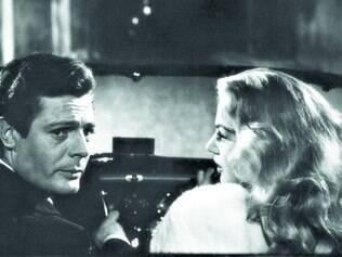 """Clássico. Cena de """"A Doce Vida"""", de 1960, obra-prima dirigida pelo italiano Federico Fellini"""