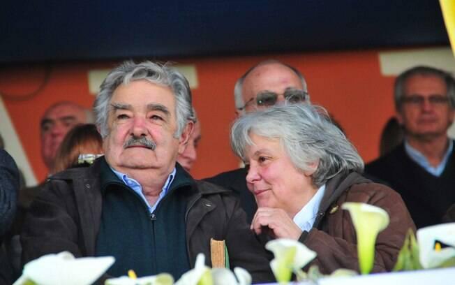 José Mujica escreveu em uma carta enviada à própria mulher, Luzia Topolansky, que é vice-presidente do Uruguai