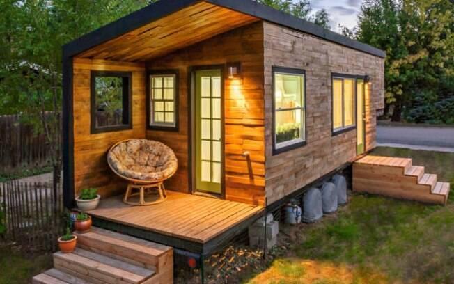 Viver em casas compactas pode ser muito gratificante