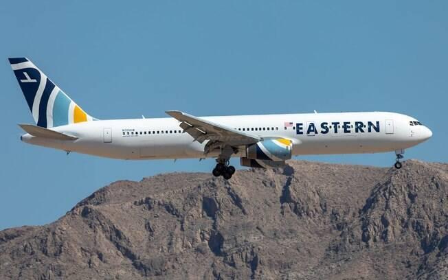 Eastern adia início dos voos para Belo Horizonte