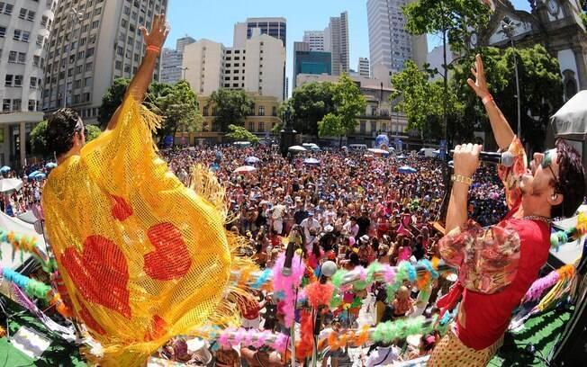 O carnaval em São Paulo mostra-se como uma opção para os foliões por ser uma forma de curtir a folia sem gastar nada