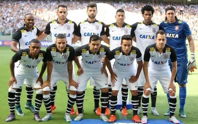 Corinthians foi campeão do Brasileirão em 2015
