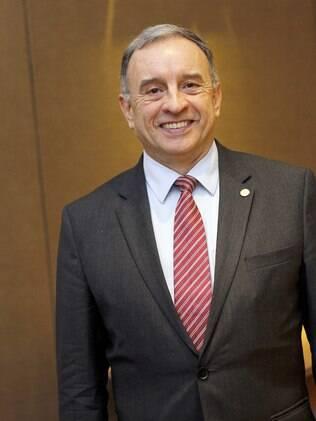 José Carlos Martins, presidente da Câmara Brasileira da Indústria da Construção