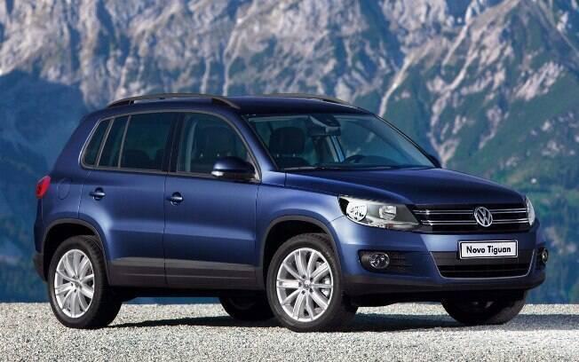 O Volkswagen Tiguan passa a ser oferecido apenas com motor 1.4 turbo de 150 cv e tração 4x2.