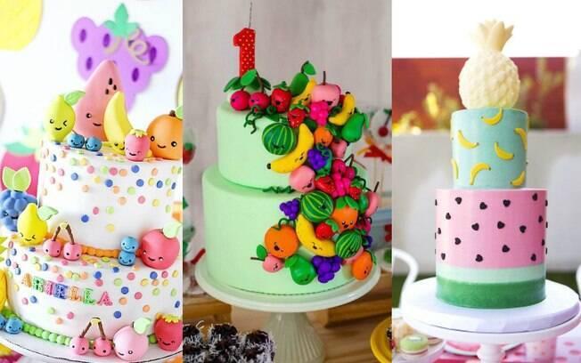 Pasta americana abriu espaço para uma variedade enorme de bolos de aniversário, mas não se esqueça do gosto