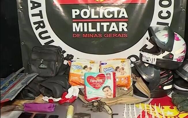 Polícia suspeita que grupo seja responsável por cerca de 30 furtos nos últimos dois meses