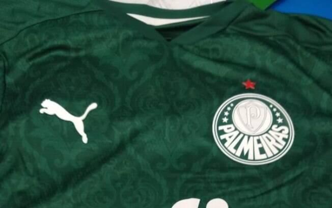 Suposta nova camisa do Palmeiras vaza na web
