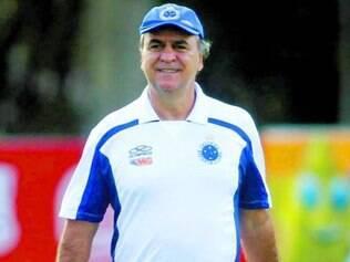 Confiante. O técnico Marcelo Oliveira tem o grupo nas mãos para buscar mais um título nacional