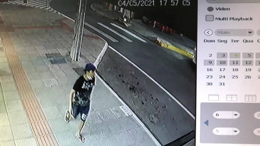Renan foi visto pela última vez na região do terminal de ônibus de Rio do Sul(SC)