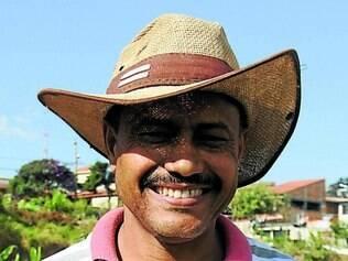 Bem-estar.   Para muitos moradores, o cultivo das plantações se tornou uma oportunidade de distração