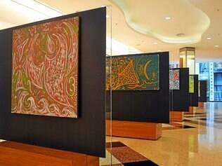 Kandinksy, Dali e Miró são algumas das influências artísticas de Pitanguy