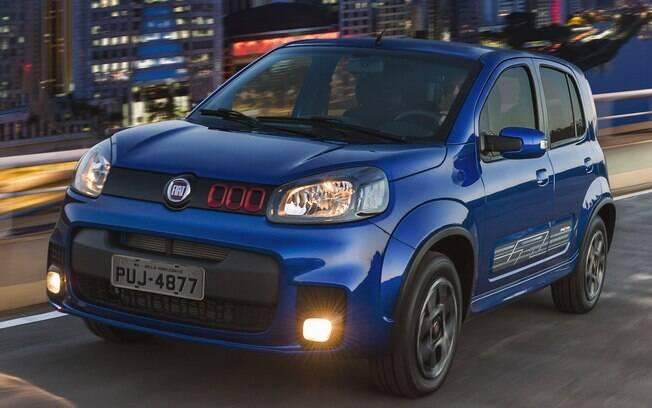 Fiat Uno Sporting: longe de continuar o legado do Uno Turbo, esportivo de adesivo é um grande fracasso da marca