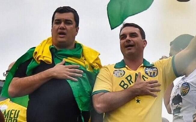 Suplente de Flávio Bolsonaro foi alvo de buscas sob suspeita de corrupção em esquema do governo Witzel