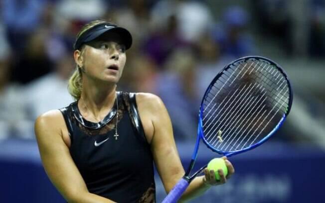 Maria Sharapova anunciou aposentadoria