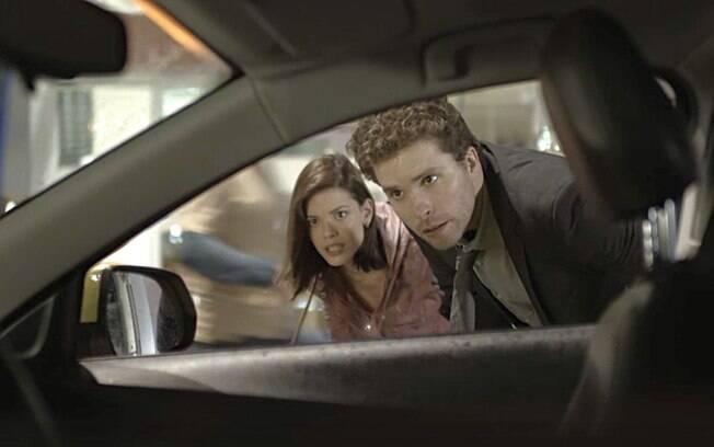 Depois de serem sequestrados, Alan e Kyra conseguem escapar do local onde os sequestradores os deixaram