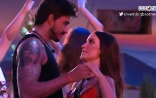 Guilherme e Bianca