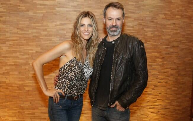 Fernanda Lima viveu um affair em 2007 com o diretor Ricardo Waddington, inclusive o responsável pela mais recente atração da apresentadora, 'Amor & Sexo'
