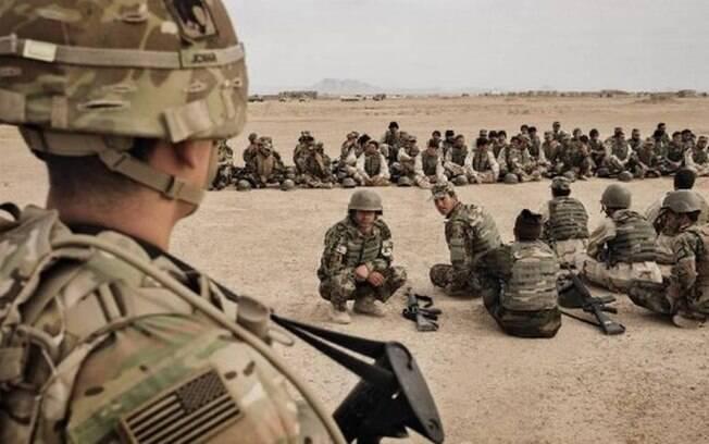 Forças Armadas dos Estados Unidos no Afeganistão