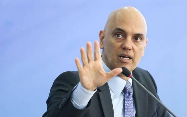 Ministério da Justiça, comandado por Alexandre de Moraes, anunciou liberação de R$ 3 bilhões do Funpen