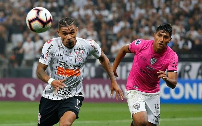 Corinthians recebeu o Independiente Del Valle em Itaquera pela Copa Sul-Americana