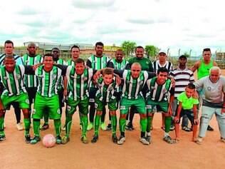 Americano.    Equipe joga contra o Balneário neste domingo, no campo do Farroupilha, às 11h