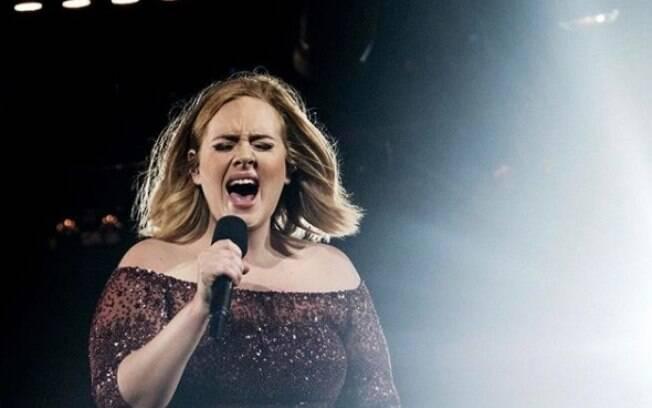Adele já conquistou diversos prêmios no mundo da música
